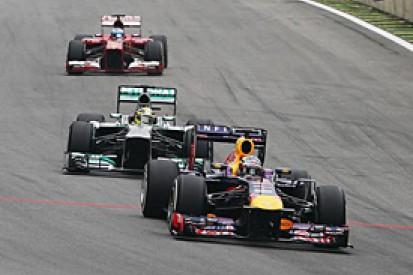 Whitmarsh believes F1 must not talk itself down ahead of 2014 season