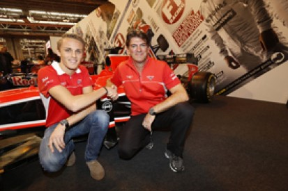 Max Chilton retains Marussia seat for 2014 Formula 1 season