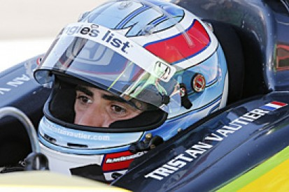 Vautier could switch to sportscars if he can't secure IndyCar seat