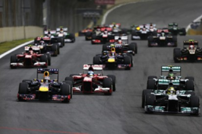 Formula 1 driver numbers revealed as FIA announces 2014 entry list