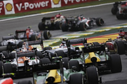 F1 drivers will need all-new race approach for 2014