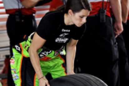 Danica Patrick admits pressure on her in 2014 NASCAR Sprint Cup