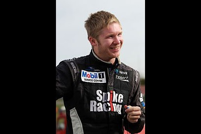 Spike Goddard to stay with T-Sport for 2014 Euro F3 campaign