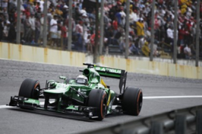 Caterham insists it was hard to avoid its Formula 1 struggle
