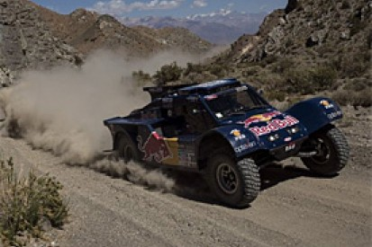 Dakar: Sainz moves into the lead with stage four win