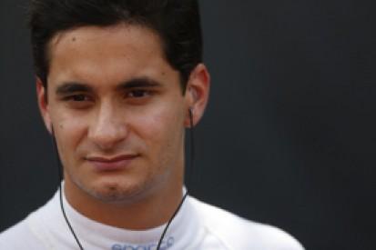 Julian Leal switches to Carlin for 2014 GP2 season