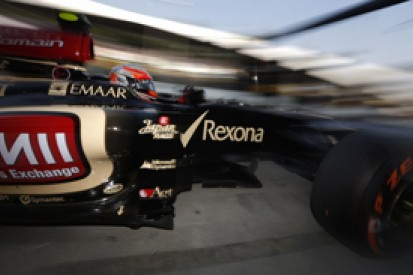 Lotus to miss first 2014 Formula 1 winter test at Jerez