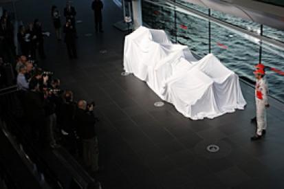 McLaren reveals new F1 car launch date