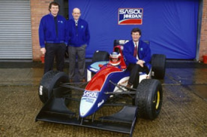 Gary Anderson tribute to Formula 1 engine builder Brian Hart