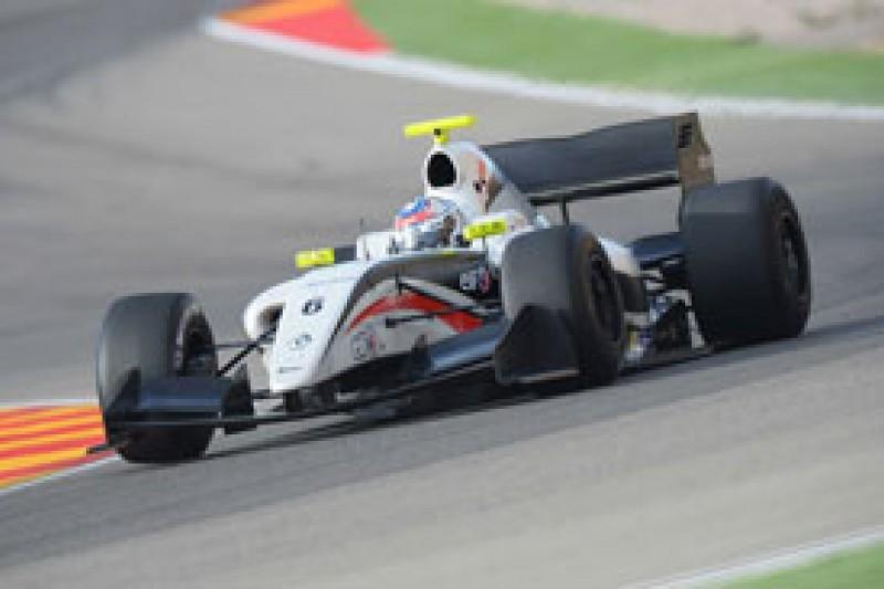Sauber F1 reserve Sergey Sirotkin joins Fortec for FR3.5 campaign