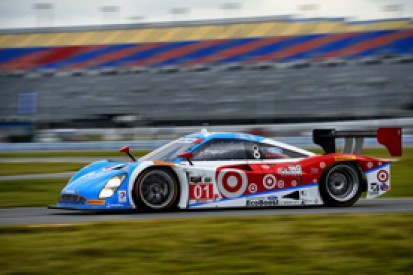 Ganassi's Jamie McMurray leads Daytona 24 Hours test day two