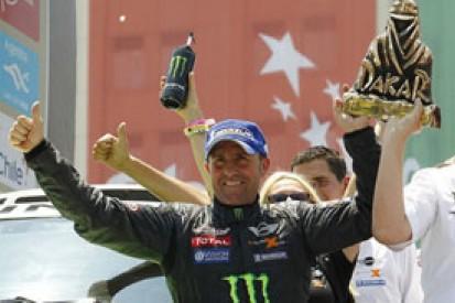 Stephane Peterhansel: no pressure to claim 12th Dakar Rally win