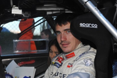 Craig Breen and Pontus Tidemand get WRC Fords for Rally Sweden