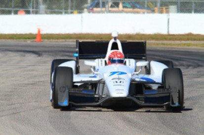 Honda upbeat about 2014 IndyCar engine despite Chevrolet headstart