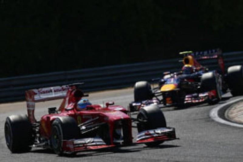 F1's manufacturer teams have huge advantage in 2014, says Ferrari
