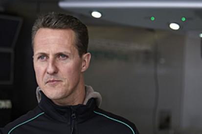 Helmet helped protect Michael Schumacher in skiing accident