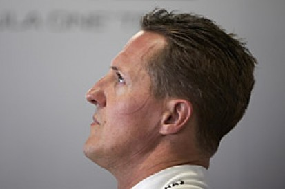 Michael Schumacher was not skiing at speed before fall