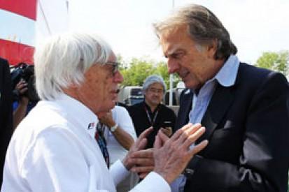 No single man can replace Ecclestone as F1 boss - Ferrari