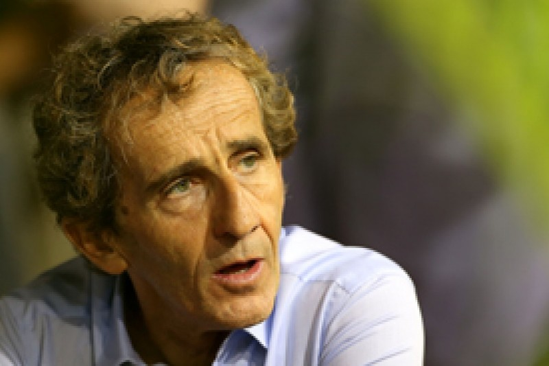 Alain Prost reckons 2014 engines will improve Formula 1 competition