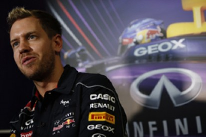 Sebastian Vettel hopes 2014 Formula 1 rules don't spread field out