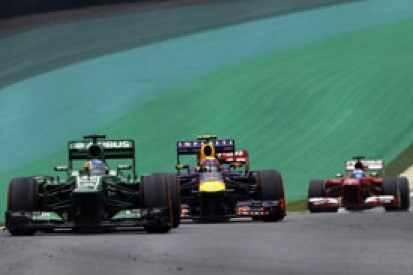 Caterham: harder to score F1 points as cars become easier to drive
