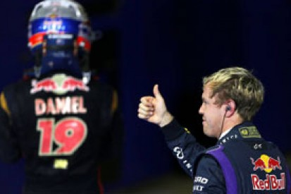Ricciardo says F1 2014 rule changes ideal time to take on Vettel