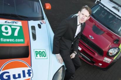 New Prodrive boss John Gaw looking to Formula E and Dakar Rally