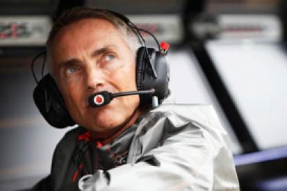 McLaren boss Martin Whitmarsh says team needed 'kick up the pants' for 2014