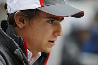 Sauber confirms Esteban Gutierrez will race for the team in 2014