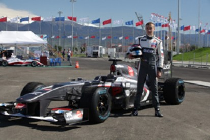 Sergey Sirotkin becomes Sauber F1 test driver for 2014