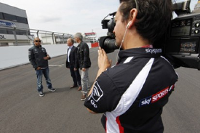UK Formula 1 TV broadcasters Sky Sports and BBC announce 2014 plans
