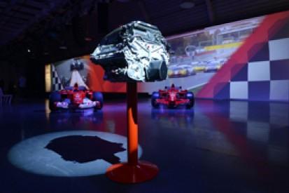 Ferrari adamant its 2014 V6 turbo Formula 1 engine is on target