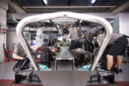 Mercedes Formula 1 team grabs Red Bull technical duo Ellis and Wood