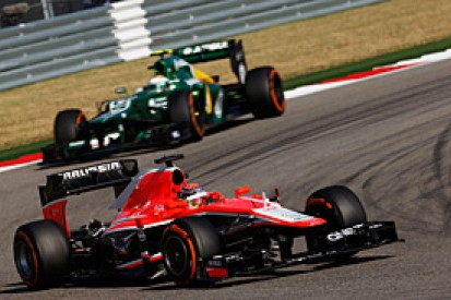 Caterham believes 2012 efforts made it fall behind Marussia in 2013