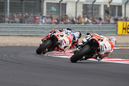 MotoGP increases severity of penalty points system for 2014
