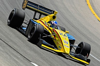 Fan Force United returns to Indy Lights for 2014 season