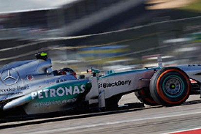 Mercedes says it 'over-managed' tyre problems during 2013 F1 season