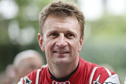 Allan McNish announces he is retiring from racing