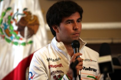 Sergio Perez says double points finales will be good for F1