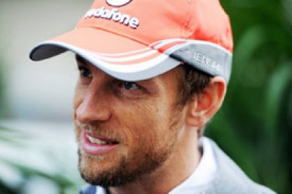 Jenson Button expects first F1 2014 test will be 'hilarious'