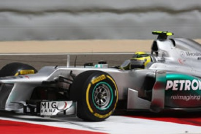 Rosberg to be Mercedes' sole driver in F1 Bahrain test, Hamilton absent