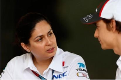 Sauber's Monisha Kaltenborn says F1 finances spoil the sport