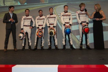 Porsche completes LMP1 line-up with Marc Lieb and Brendon Hartley