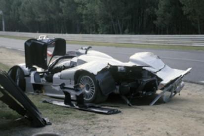 Mark Webber: Le Mans return a challenge after 1999 accidents