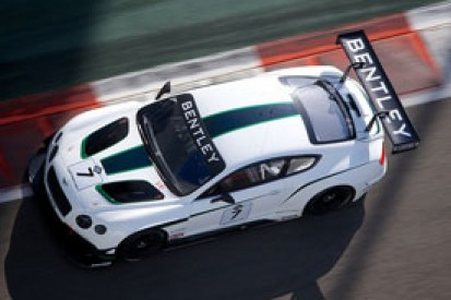 New Bentley GT3 finishes third in first of two Gulf 12 Hours races