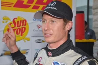 Briscoe joins Ganassi IndyCar line-up, Kanaan gets Franchitti's #10