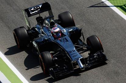 Spanish GP: Jenson Button says FP1 time misleading
