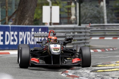 Pau Euro F3: Esteban Ocon beats Max Verstappen in epic pole fight