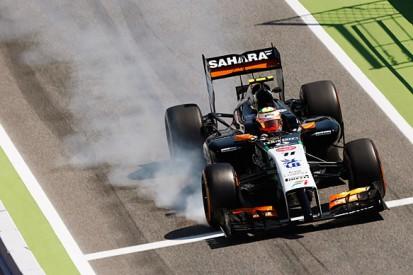 Sergio Perez says GP2 is embarrassing F1, blames Pirelli