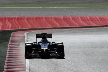 Spanish GP: Jean-Eric Vergne, Toro Rosso penalised over wheel loss
